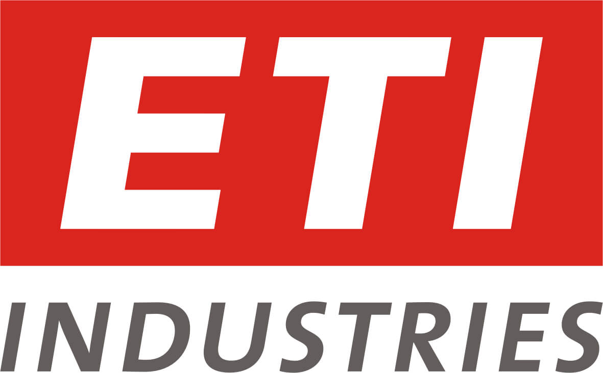 ETI Industries logo - AGB